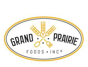 Logo for Grand Prairie Foods, Sioux Falls South Dakota