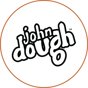 John Dough circle logo