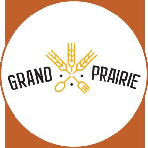 Grand Prairie Brand logo