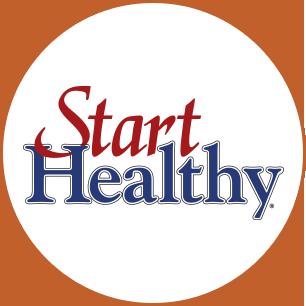 Start Healthy Logo