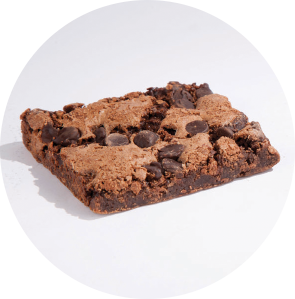 Grand Prairie Foods Gluten Free brownie