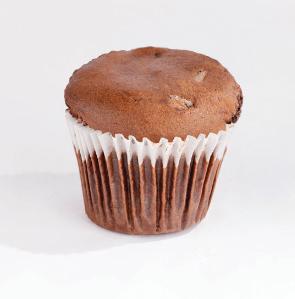 Gluten-Free Chocolate Chocolate Chip Muffin