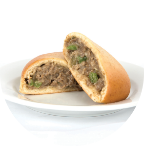 Philly Cheese Steak Calzone