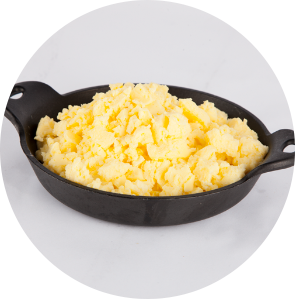 Fully Cooked Refrigerated Scrambled Eggs