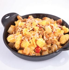 Searing Sriracha Breakfast Bowl circle image